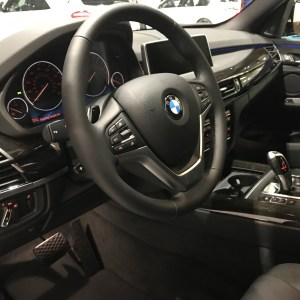BMW X5 at Seattle Auto Show