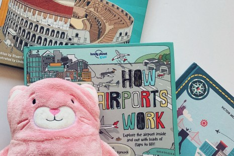 travel books and other things we're loving for family trips