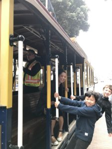 Staying in Marin County makes it easy to visit San Francisco with kids