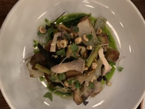 gnocchi with mushrooms by Chef Ryan Donaldson at Ballard Kitchen and Bar in Ballard was a hit with our kids