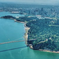 A real Sea to Sky Experience from Seattle to Richmond BC to Whistler with Harbour Air Seaplanes in the Summer