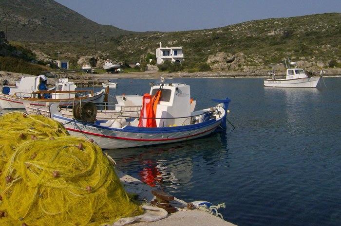 Avlemonas seaport