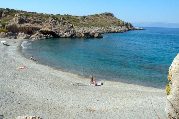 Fournoi Kythira Παραλία Φούρνοι Κύθηρα