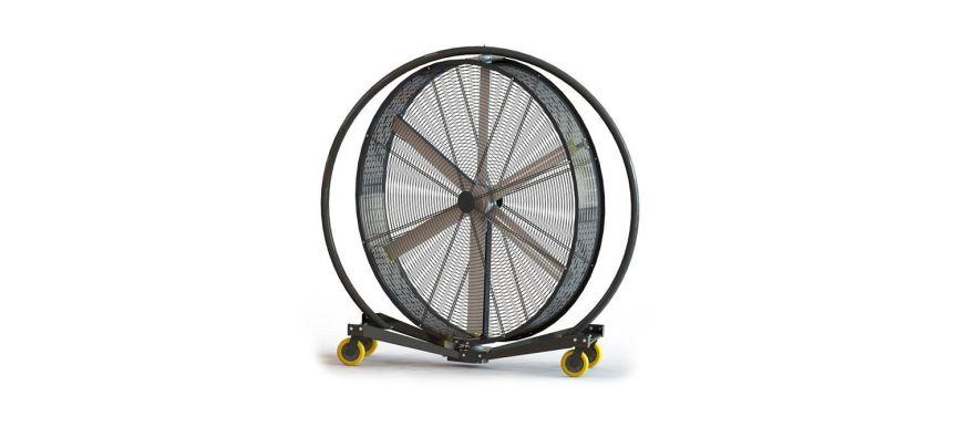 AirGo P - Pivoting Portable Fan