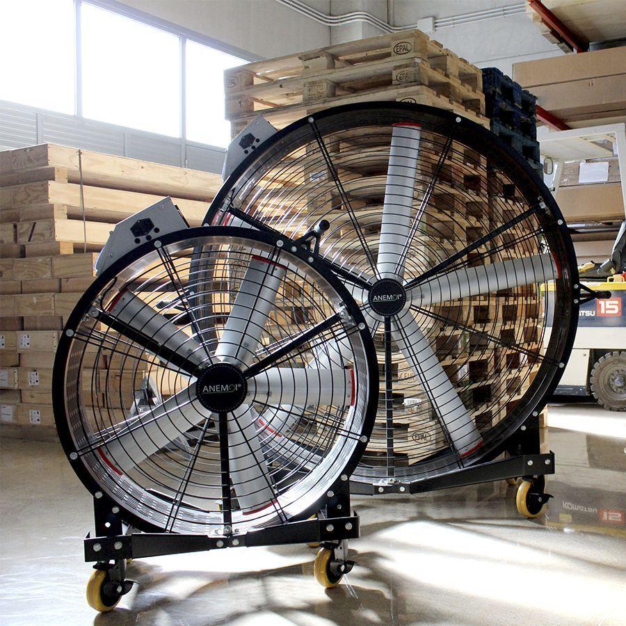 Ventilador Industrial Suelo AirGo