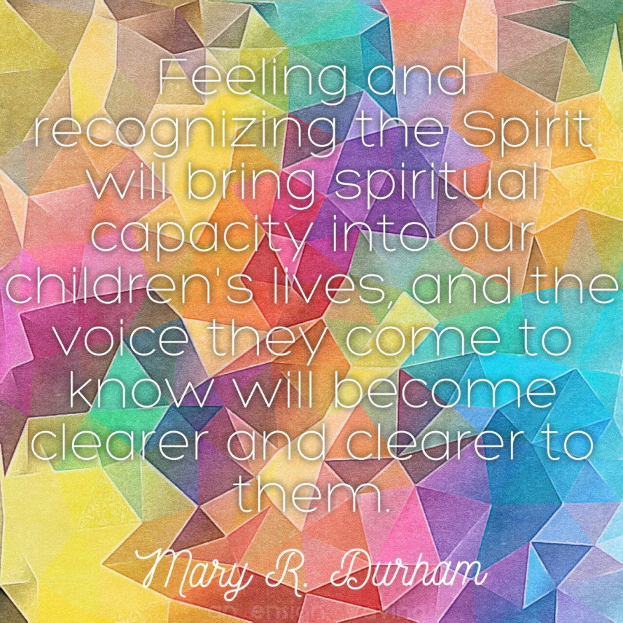 feeling the spirit_mary durham