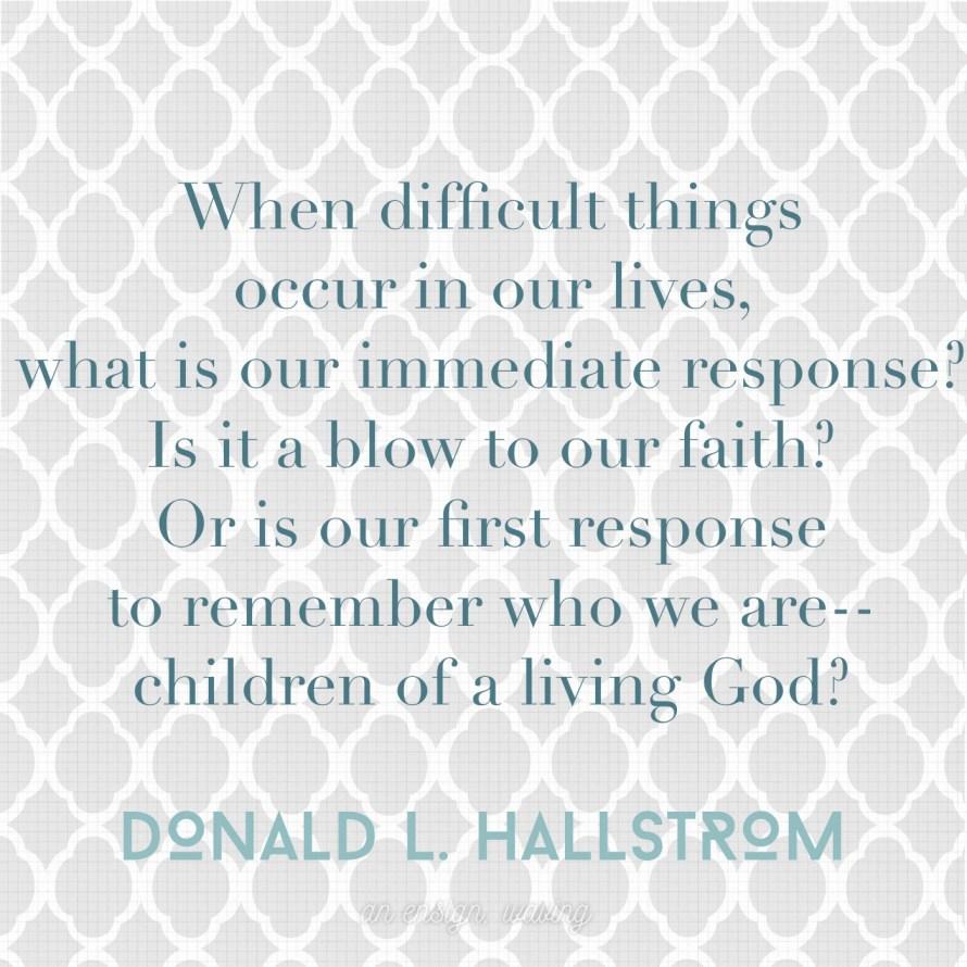 Donald L Hallstrom