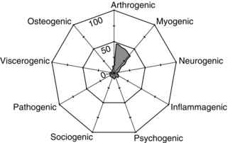 Manual therapy and influence on pain perception