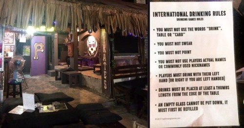 Koh Phangan Pirate Hostel on Haad Rin