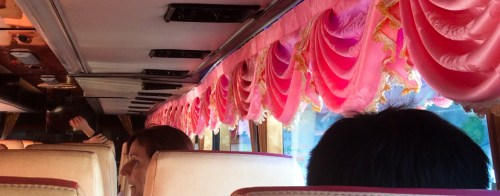 Pretty Princess Bus