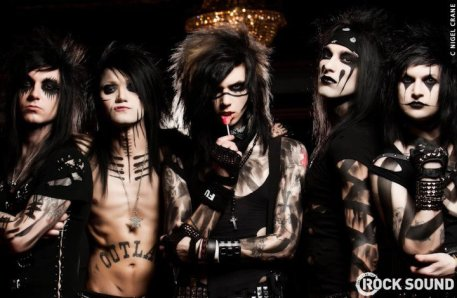 BVB ~ Black Veil Brides