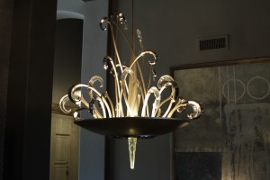 Chandelier from LeMaison