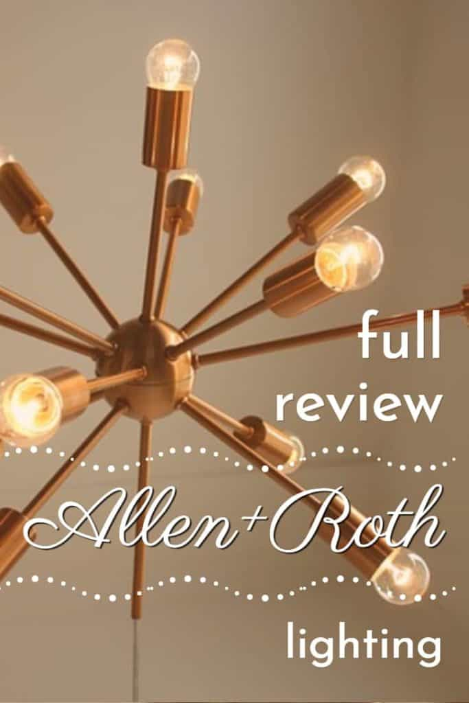 allen roth complete lighting guide for