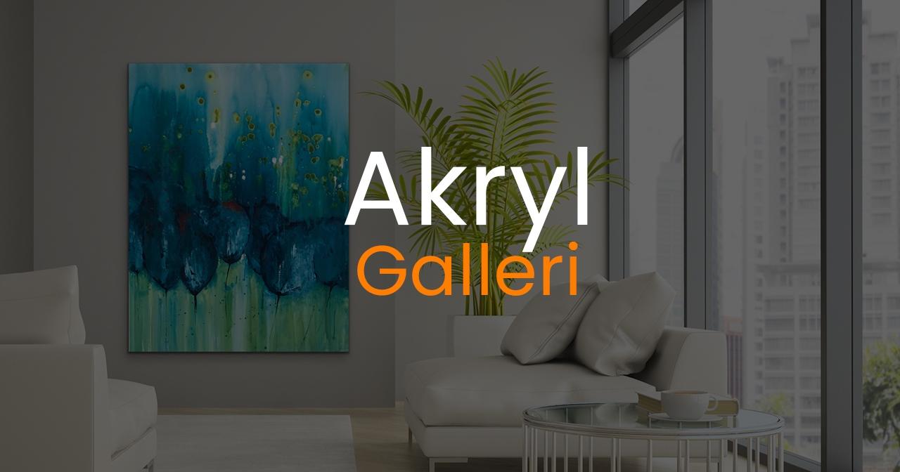 Akryl galleri
