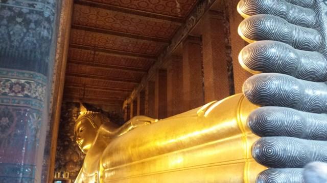Den liggende buddha