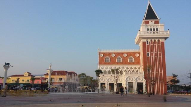 Sådan ser Venedig ud thaistyle.