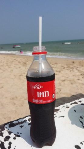 Cola med sugeror