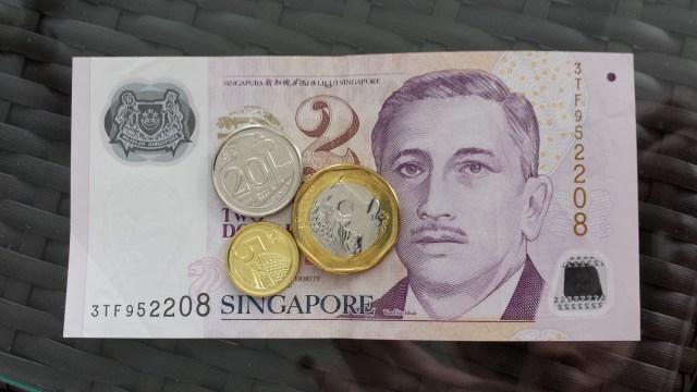 Singapore penge