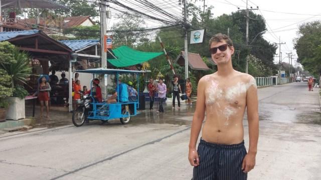 Songkran Thomas
