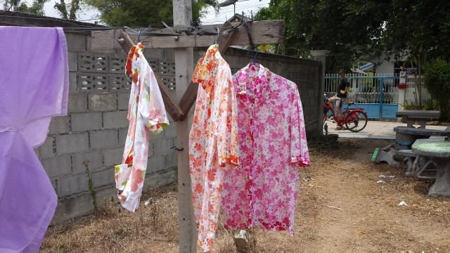 Songkran skjorter