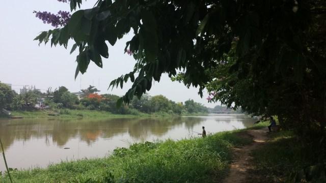 Chiang Mai ved flod