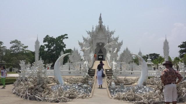 Wat Rong Khun forfra