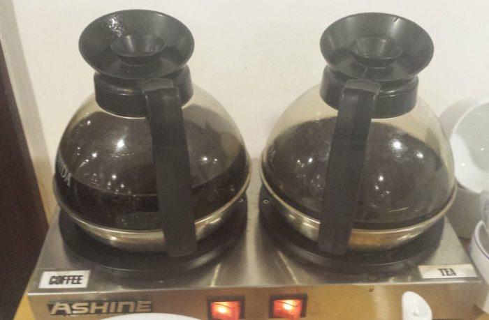 Kaffe og te sorte (klippet)