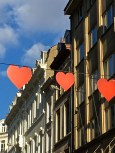 Valentine's Day in the Lower Town.