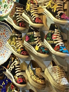 How 'bout some embroidered Chuck Taylors for the teenagers in your life?