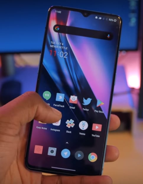 OnePlus 7T - what is a flagship phone - Flagship phone meaning