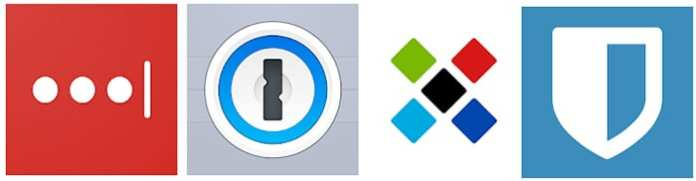 Best Password Managers For Chrome, Android & iPhone