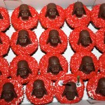 Darth Vader Cupcakes