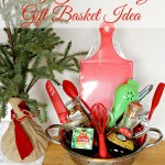 Honey Orange Chicken Recipe & a Honey Gift Basket Idea #HoneyForHolidays