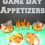 Delicious Game Day Appetizer Ideas with Alexia French Fries & Onion Rings