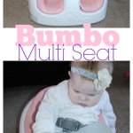 The Bumbo Multi Seat is Not Just for Babies Anymore