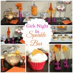 Girls Night In – Sparkle Bar Party