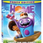 Win a Copy of DreamWorks Animations's HOME Party Edition on DVD Out Now