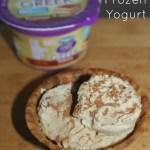 Tiramisu Frozen Yogurt