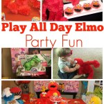Play All Day Elmo Party Fun
