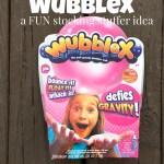 WubbleX – A Ball of Fun