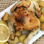 [AD] Try a New Dish This Holiday with Rosemary Lemon & Garlic Cornish Hens
