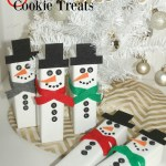 Surprise Someone with These DIY Snowman Cookie Treats