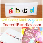 Incredibundles Gift Giving Made Easy + a Giveaway