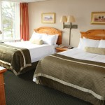 Beautiful Rooms Await at Woodloch Resort