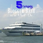5 Reasons Blogger Bash Needs to Be On Your Calendar Next Year + {a Giveaway}