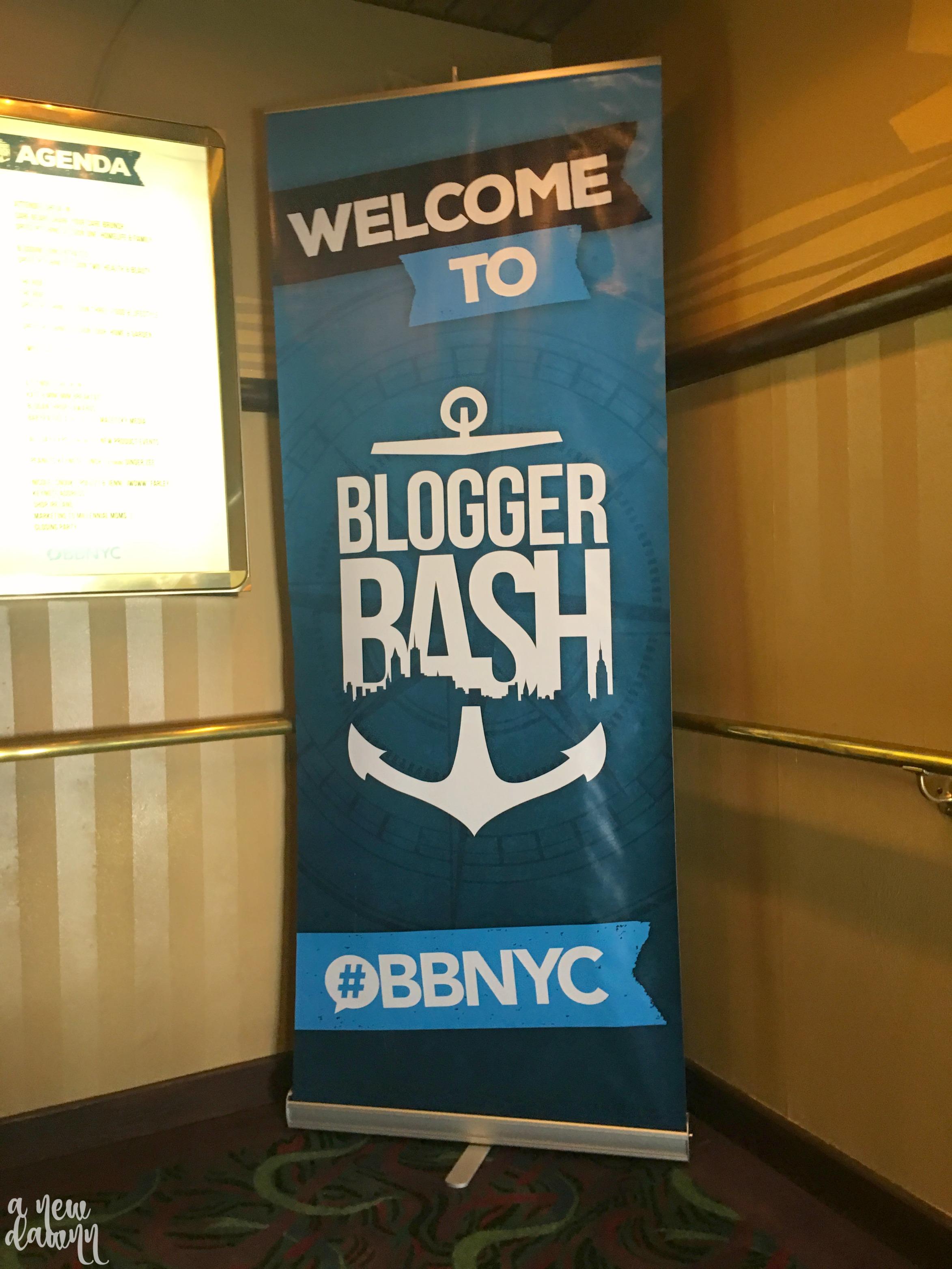 Blogger Bash