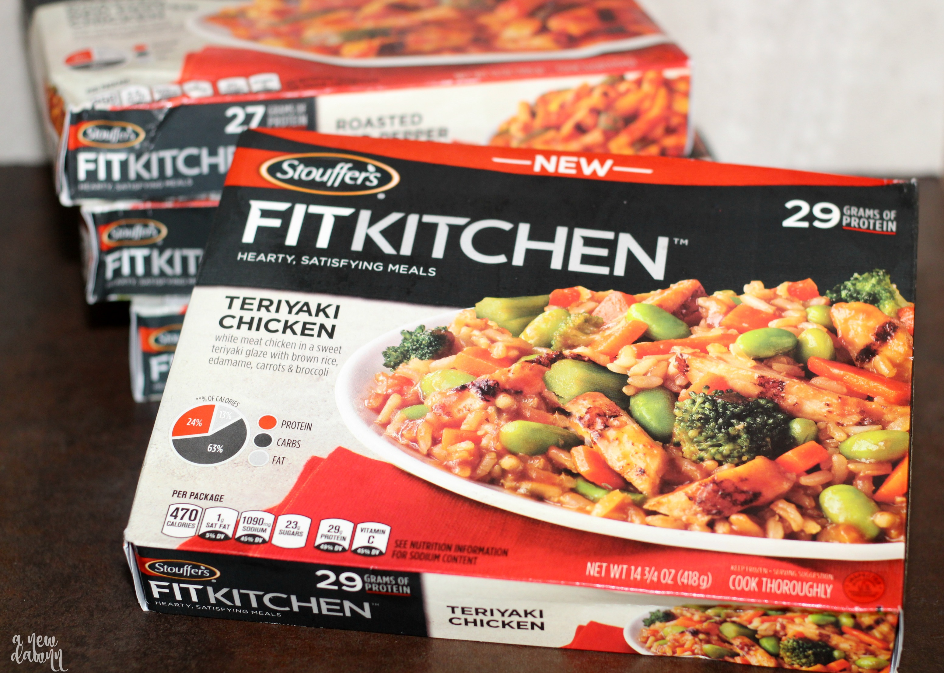 Easy Meal Options from Stouffer's® Fit Kitchen