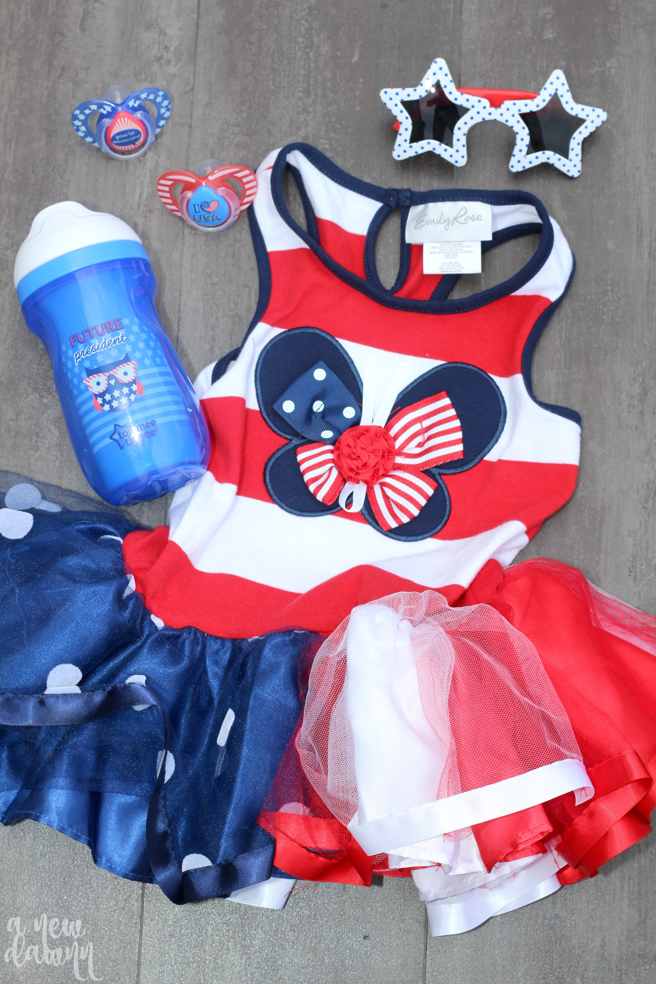 Tommee Tippee Stars & Stripes