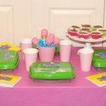Peppa Pig Back To School Party Idea