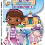 Doc McStuffins Toy Hospital on DVD October 18th